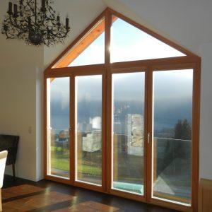 Holzfenster Groß Schiebetüren (1)