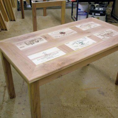 Holztisch Tischler