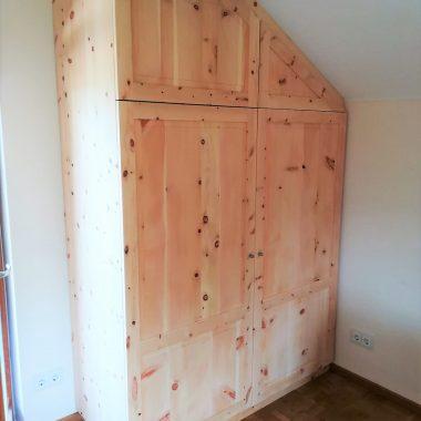 Kasten einbau Holz Lohinger