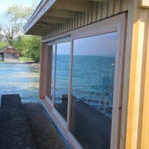 bootshaus Fenster